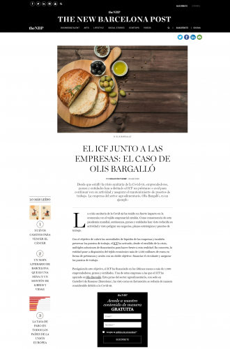 articulo the new barcelona post